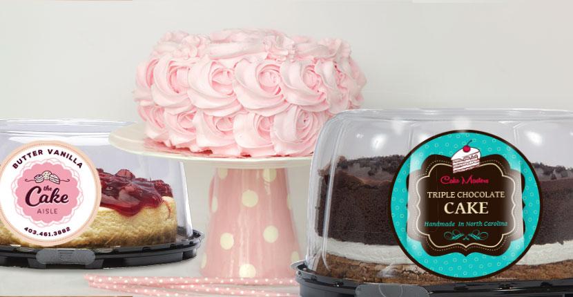 Cake Labels