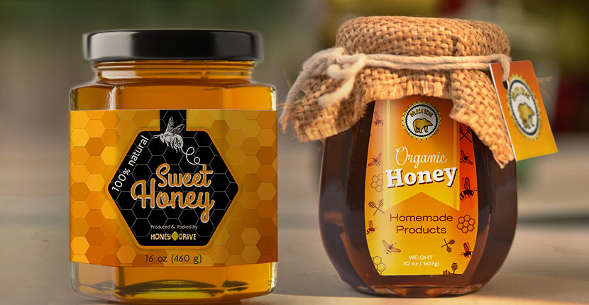 Honey Labels