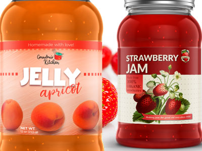 Jelly Labels