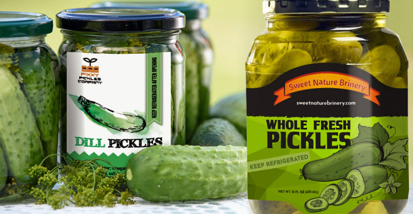 Pickle Label