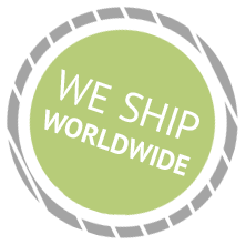 we ship worldwide stamp