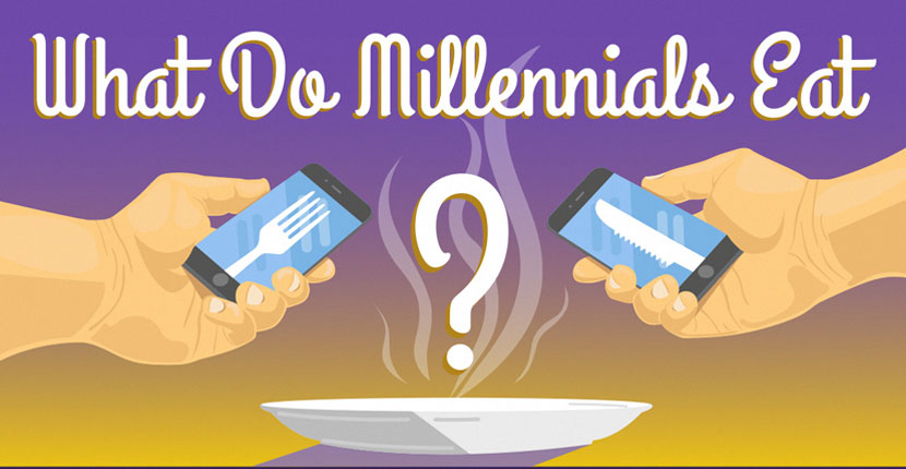 What Do Millennials Eat